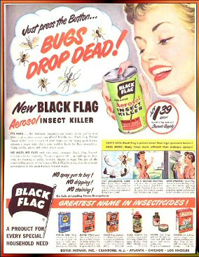 black flag super insect spray